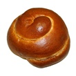Challah Plain Round Small