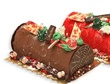Christmas Log Chocolate