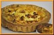 Goat Cheese Herb Quiche Large