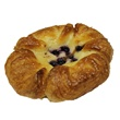 Blueberry Cheese Danish Large